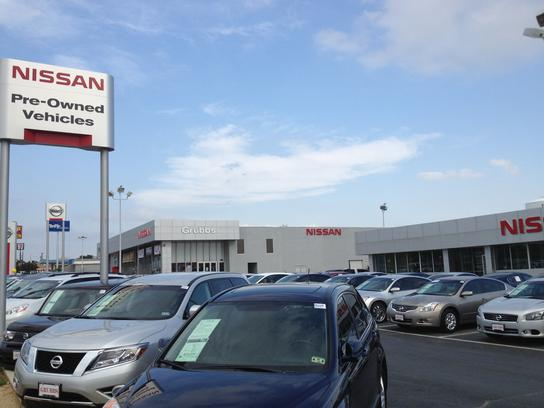 Grubbs Nissan Bedford Used Cars