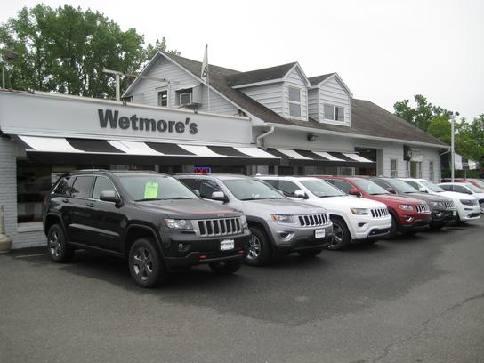 Wetmore's Chrysler Jeep Dodge Ram 1