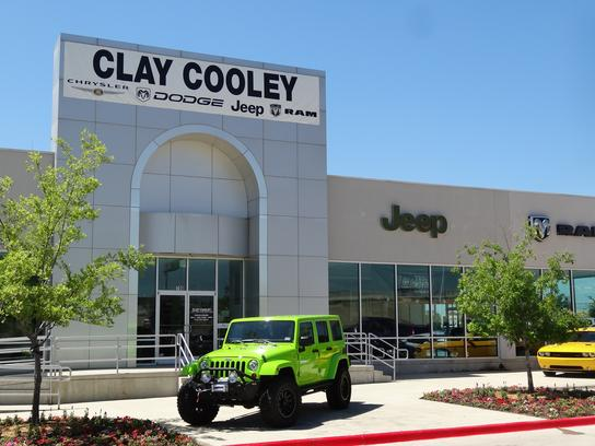 Clay cooley chrysler dodge jeep ram social media kelley for Cooley motors used cars