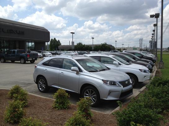 Price Leblanc Lexus Dealership Baton Rouge La