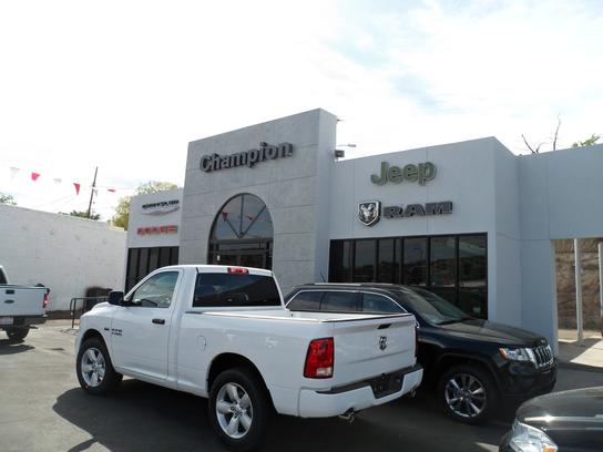 champion chrysler jeep dodge ram car dealership in nogales az 85621. Cars Review. Best American Auto & Cars Review