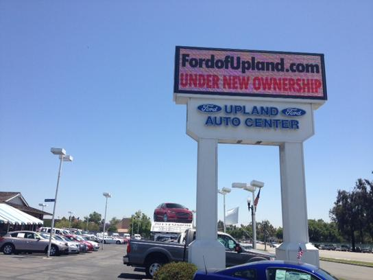 Ford Of Upland New Car Search