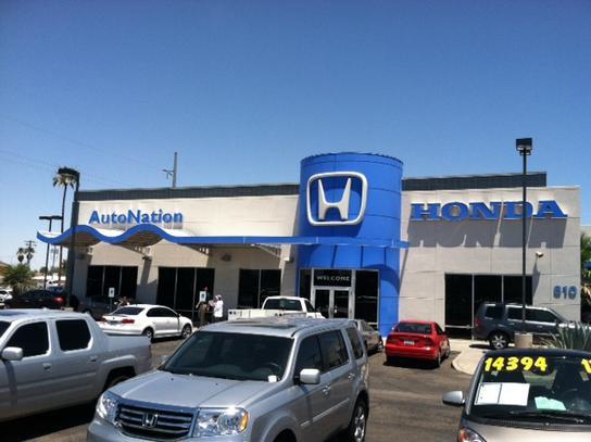 Autonation Honda Tucson Used Cars