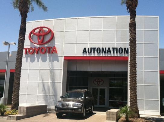 Tempe Toyota Car Rental