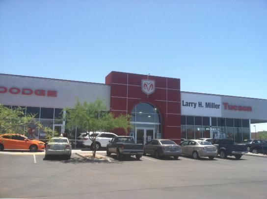 larry  miller dodge ram tucson car dealership  tucson az  kelley blue book