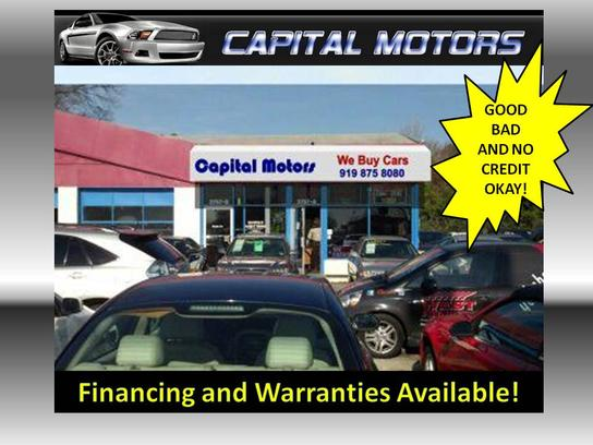 capital motors used cars raleigh nc dealer autos post