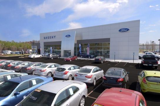 Sheehy Ford Ashland