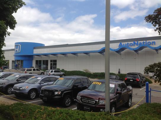 autonation honda 104 car dealership in westminster co