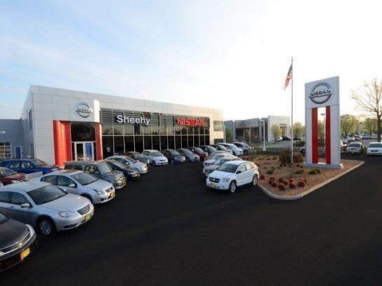 Sheehy Nissan of White Marsh - Nissan, Service Center - Dealership ...