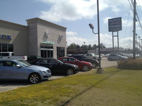 Car Dealerships In Montgomery Al >> Classic Buick GMC Cadillac car dealership in Montgomery ...
