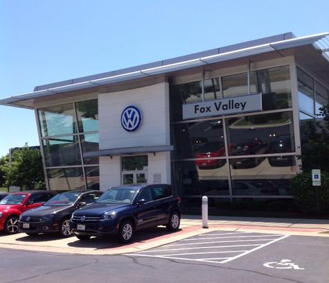 Fox Valley Volkswagen St Charles Il 60174 Car