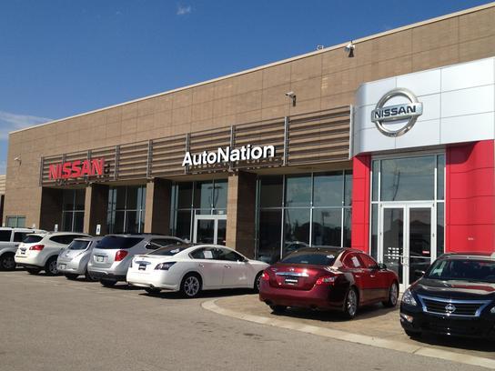 Auto Nation Memphis Tn >> Autonation Nissan Memphis Memphis Tn 38125 Car Dealership