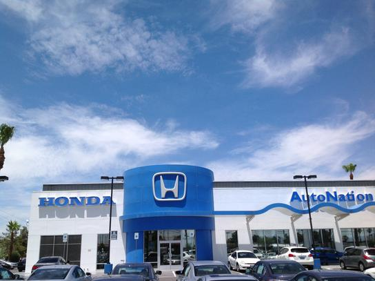 Honda Las Vegas >> Autonation Honda East Las Vegas Las Vegas Nv 89104 Car