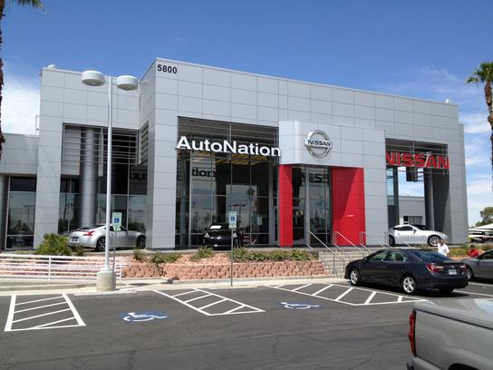 Autonation Nissan Las Vegas Car Dealership In Las Vegas
