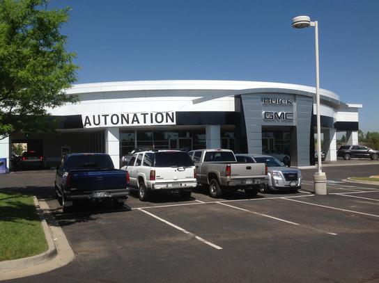 AutoNation Buick GMC Park Meadows : Lone Tree, CO 80124 Car ...