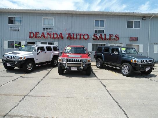 Deanda Auto Sales >> De Anda Auto Sales : South Sioux City, NE 68776 Car ...
