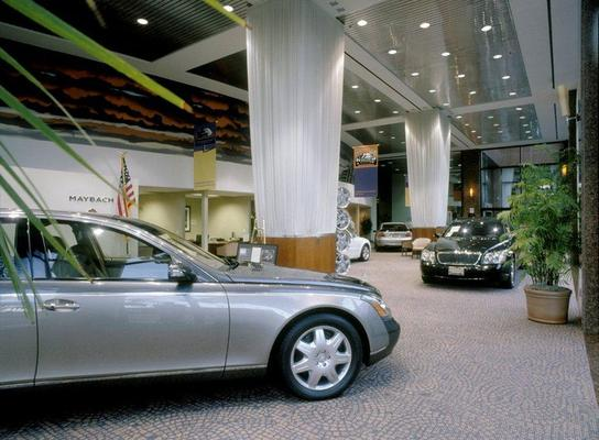 Beverly Hills Mercedes Service Center