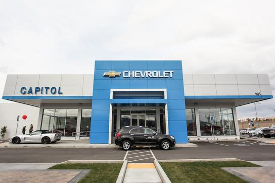 Capitol Chevrolet of San Jose