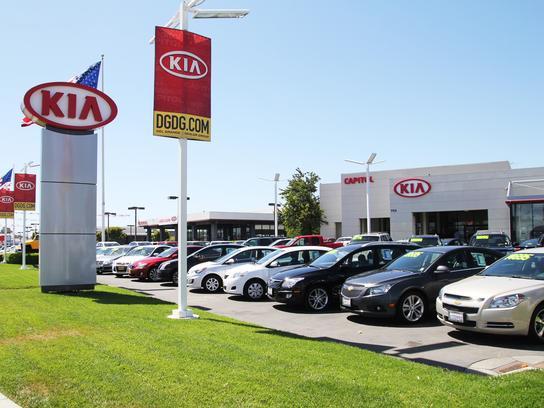 Capitol Kia San Jose Ca 95136 Car Dealership And Auto