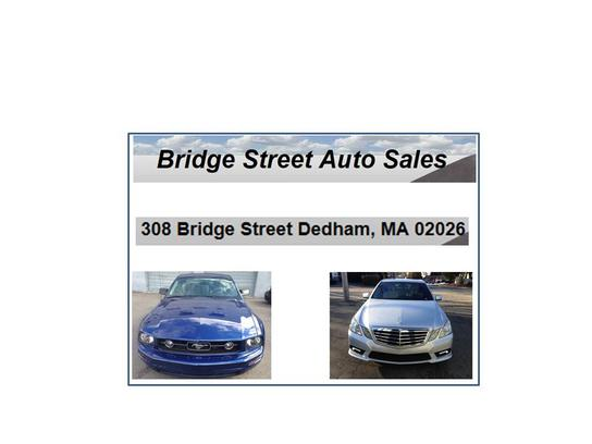 Bridge Street Auto Sales
