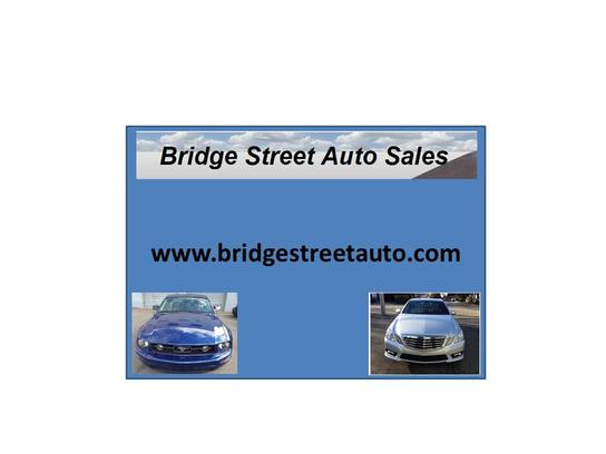 Bridge Street Auto Sales 1
