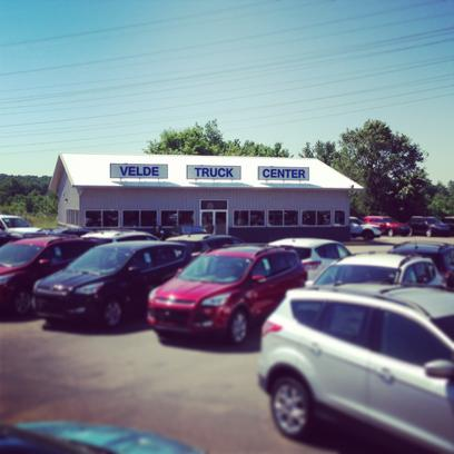 Velde Ford Dealership In Pekin Il New And Used Cars