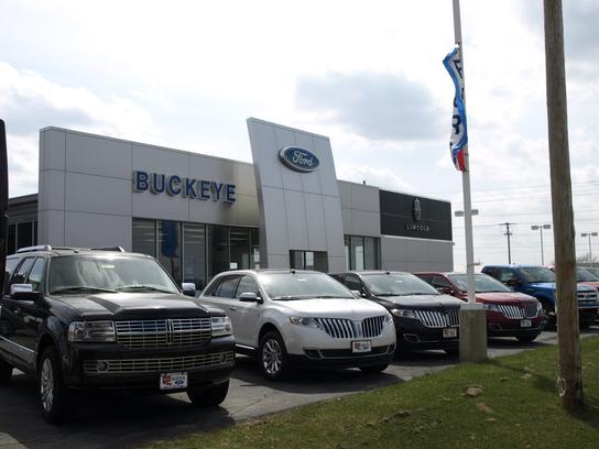 Buckeye Ford Sidney Ohio >> Buckeye Ford Lincoln car dealership in Sidney, OH 45365 ...
