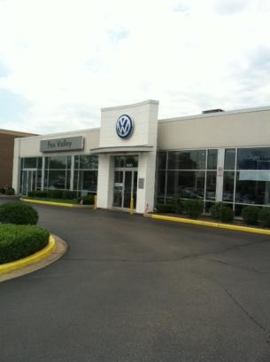 Fox Valley Volkswagen Schaumburg 1