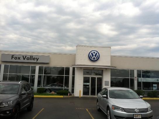 Car Dealership Ratings And Reviews Fox Valley Volkswagen