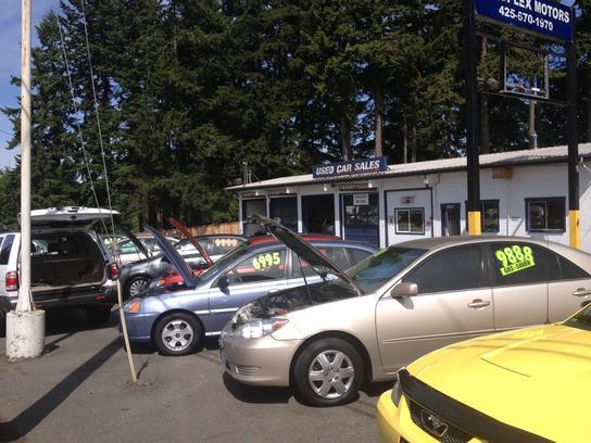 autoplex motors lynnwood wa 98037 car dealership and