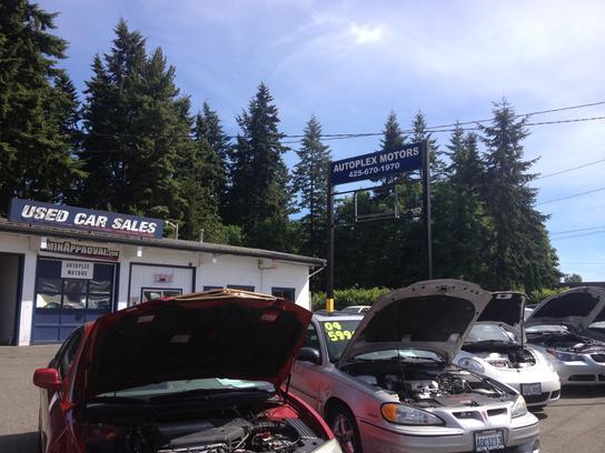 Autoplex Motors Car Dealership In Lynnwood Wa 98037
