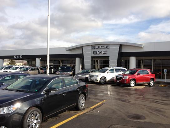 S k buick gmc springfield il 62703 car dealership and for Parkway motors inc springfield il