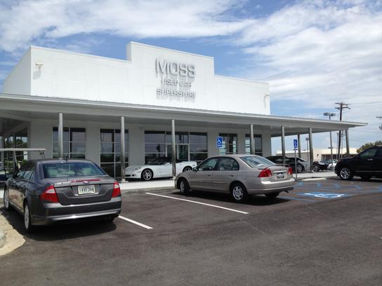 Moss Motors Used Car Superstore Lafayette La
