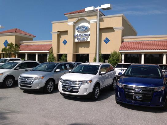 Coconut Point Ford Used Cars