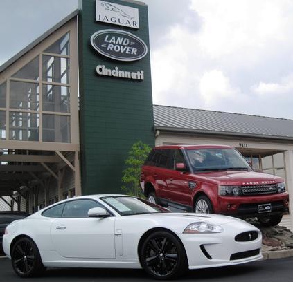 Jaguar Land Rover Cincinnati Cincinnati OH Car - Jag land rover