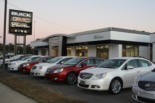 king cadillac buick gmc florence sc 29501 3332 car dealership and. Cars Review. Best American Auto & Cars Review