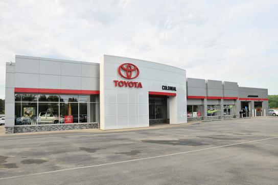 Colonial Toyota Pa Indiana Pa 15701 Car Dealership