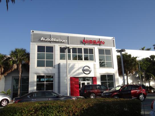 AutoNation Nissan Kendall car dealership in Miami, FL ...