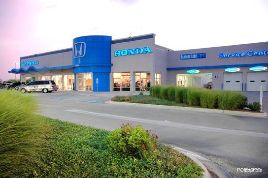 Honda San Marcos >> Honda Of San Marcos San Marcos Tx 78666 Car Dealership And