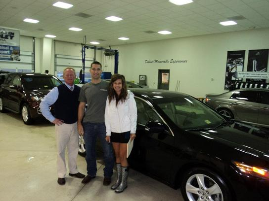 Karen Radley Acura VW Woodbridge VA Car