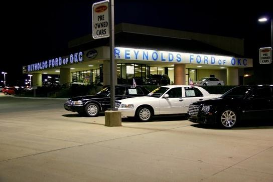 Reynolds Ford OKC - located on NW Expressway 3