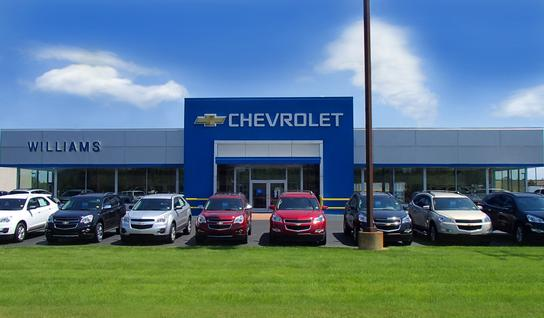 williams chevrolet honda car dealership in traverse city