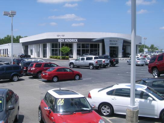 Hendrick Buick Gmc >> Rick Hendrick Buick GMC car dealership in Duluth, GA 30096 ...