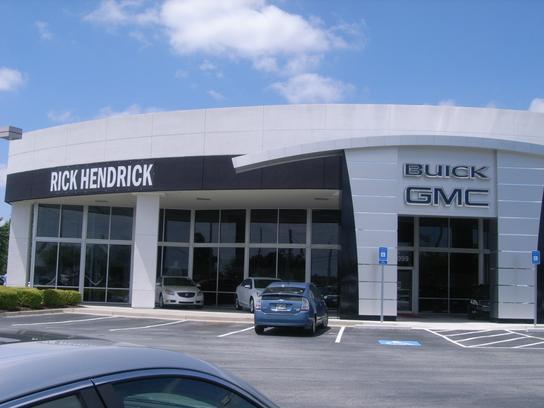rick hendrick buick gmc duluth ga 30096 car dealership autos post. Black Bedroom Furniture Sets. Home Design Ideas