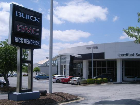 rick hendrick buick gmc duluth ga 30096 car dealership and auto financing autotrader. Black Bedroom Furniture Sets. Home Design Ideas