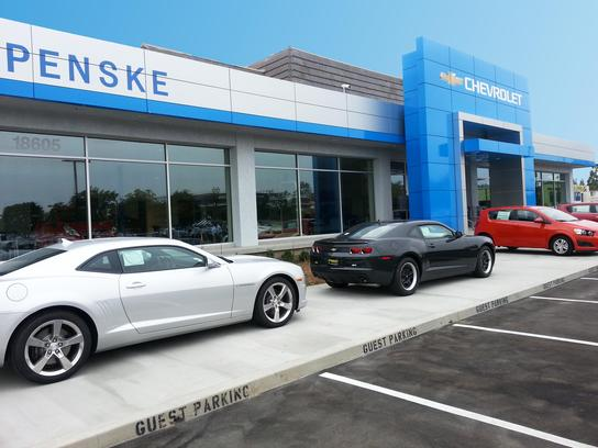Cerritos Used Cars For Sale At Penske Chevrolet