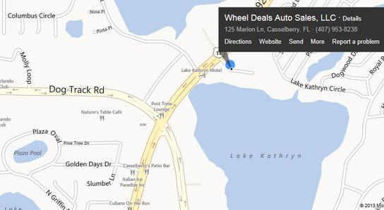 Wheel Deals Auto Sales 1