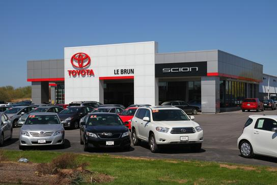 LeBrun Toyota 1