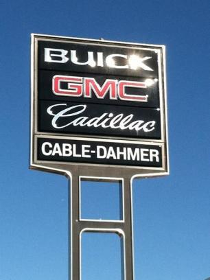 Cable Dahmer Buick Gmc Cadillac Independence Mo 64055