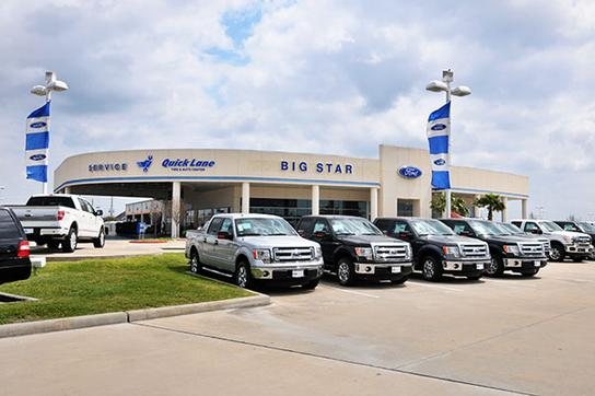 Big Star Ford